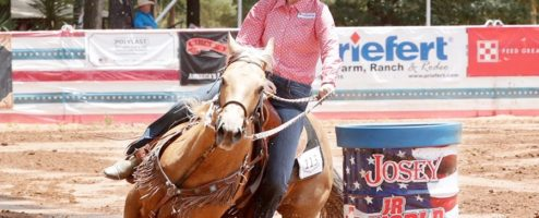 Josey Barrel Racing Events in May